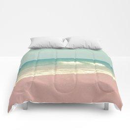 Sea waves 4 Comforters