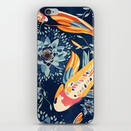 The Lotus Pond iPhone Skin