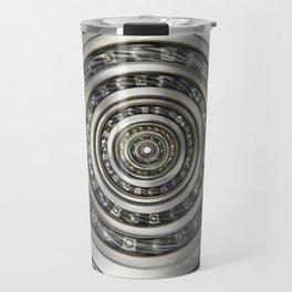 Infinite Bearing Vortex Travel Mug