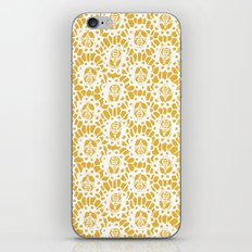 Bee Charmer iPhone & iPod Skin