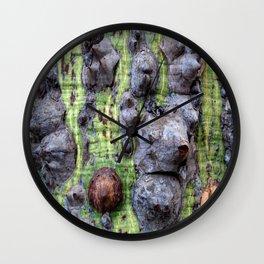 Chorisia speciosa Wall Clock