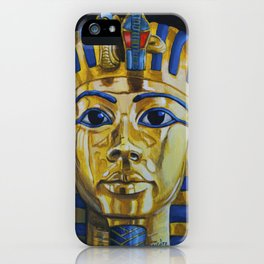King Tutankhamun iPhone Case