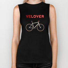 VeLover – Racer – June 12th – 200th Birthday of the Bicycle Biker Tank