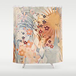 The Finer Things Shower Curtain
