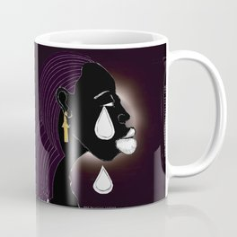 2013 A Tear For the Nubian  Coffee Mug