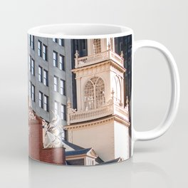 A Golden Day - Boston Old State House Coffee Mug
