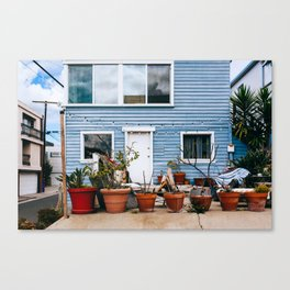 Manhattan Beach - Los Angeles, USA - #7 Canvas Print