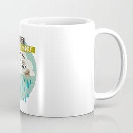 The worried cloud Coffee Mug
