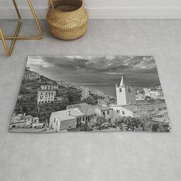Cinque Terre in Italy Rug