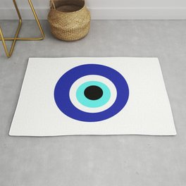 Blue Eye Rug