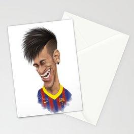 Neymar - Barcelona Stationery Cards