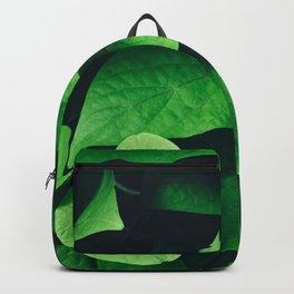 Fresh Green Leaves Backpack