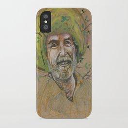 HAPPY TREES iPhone Case