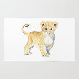 Little Lion Rug