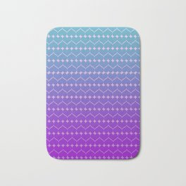 Heart of colors Bath Mat