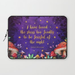 I have loved the stars Laptop Sleeve