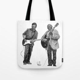 Clapton/King Tote Bag
