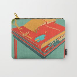 Organ House Carry-All Pouch