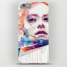conspiracy of silence iPhone 6 Plus Slim Case