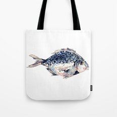 Fairytale Fish Tote Bag