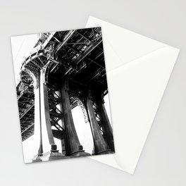 Manhattan Bridge 2 Stationery Cards