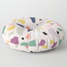 Big Terrazzo Floor Pillow
