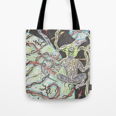 The Lines That Govern All Choices Tote Bag