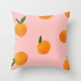 Oriental Soul Throw Pillow