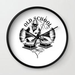 Old Timey School Wall Clock