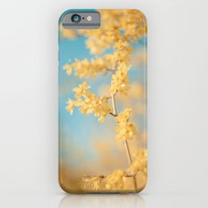 I Dream In Yellow Slim Case iPhone 6s