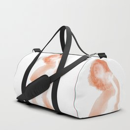 Comtessa de Orange Duffle Bag