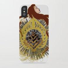 Alien Beauty iPhone X Slim Case