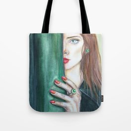 The Spy Tote Bag