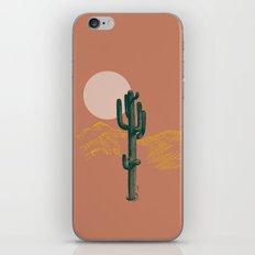 hace calor? iPhone & iPod Skin