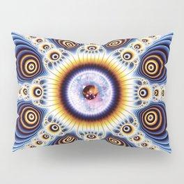 Particle Processor Pillow Sham