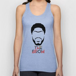Anthony Davis The Brow Unisex Tank Top