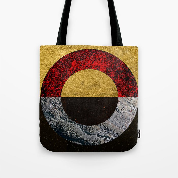Abstract #155 Tote Bag