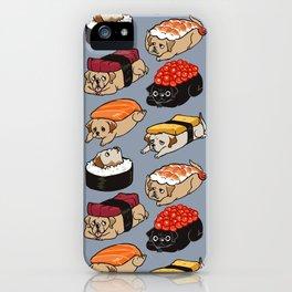 Sushi Labrador Retriever iPhone Case