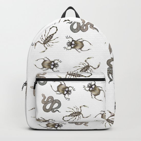 Desert Curses Backpack