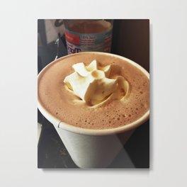 Hot Chocolate Metal Print