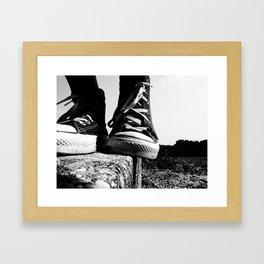 All Stars 2 Framed Art Print