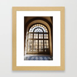 Versailles - The Arch Framed Art Print