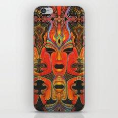 Self-Reflections iPhone & iPod Skin