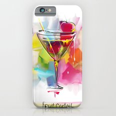 FRUIT COCKTAIL iPhone 6s Slim Case