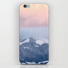pastel landscape iPhone & iPod Skin