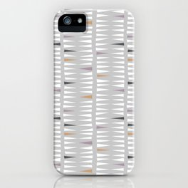 Direction, Grey iPhone Case