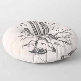 Desert Night Floor Pillow