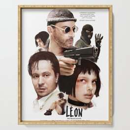 Leon: The Professional Serving Tray