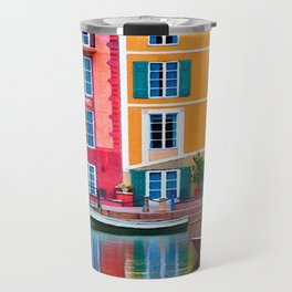 Portofino Italy Travel Mug