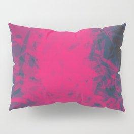Shattered Purple Pillow Sham
